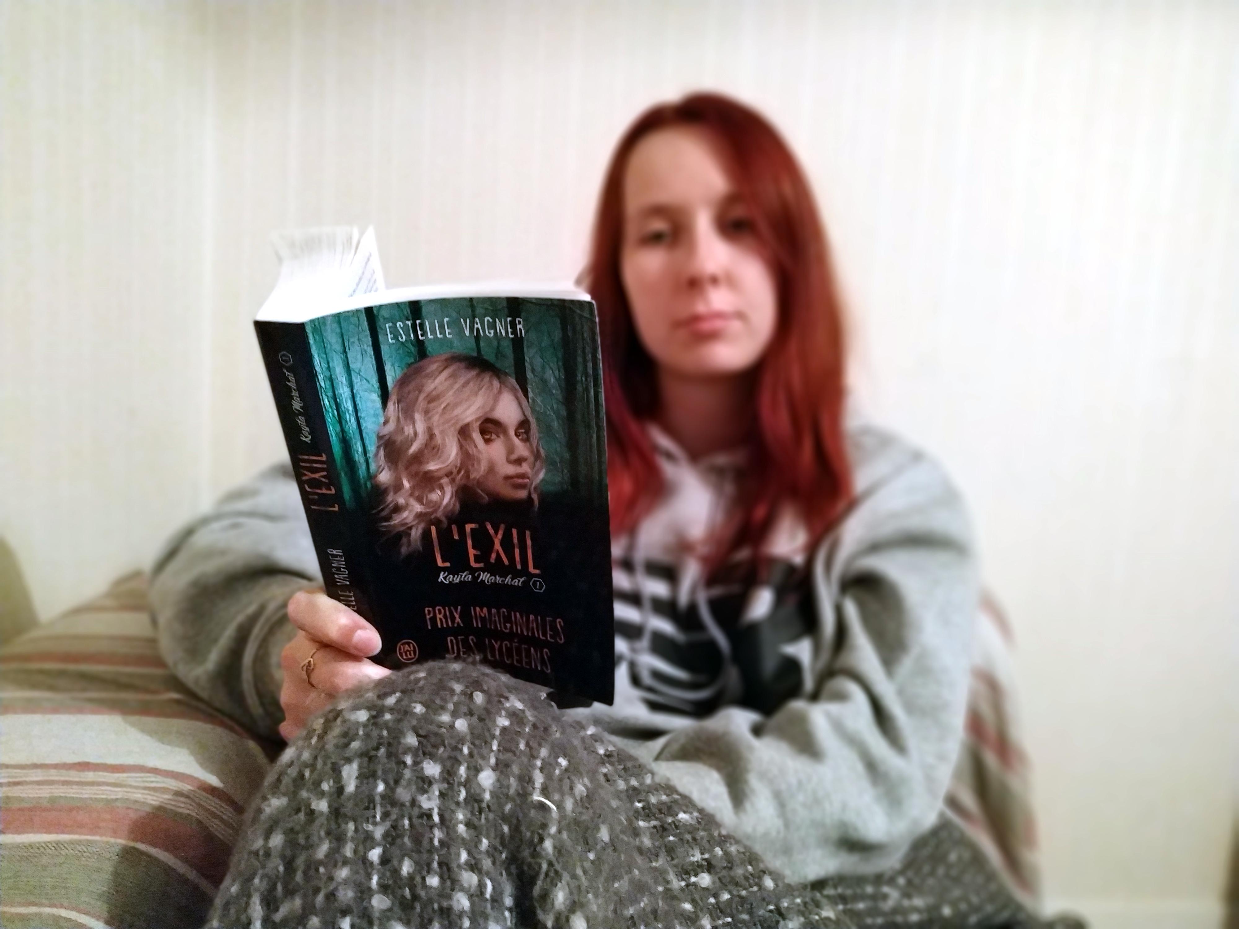 Chronique du tome 1 de Kayla Marchal: L'exil