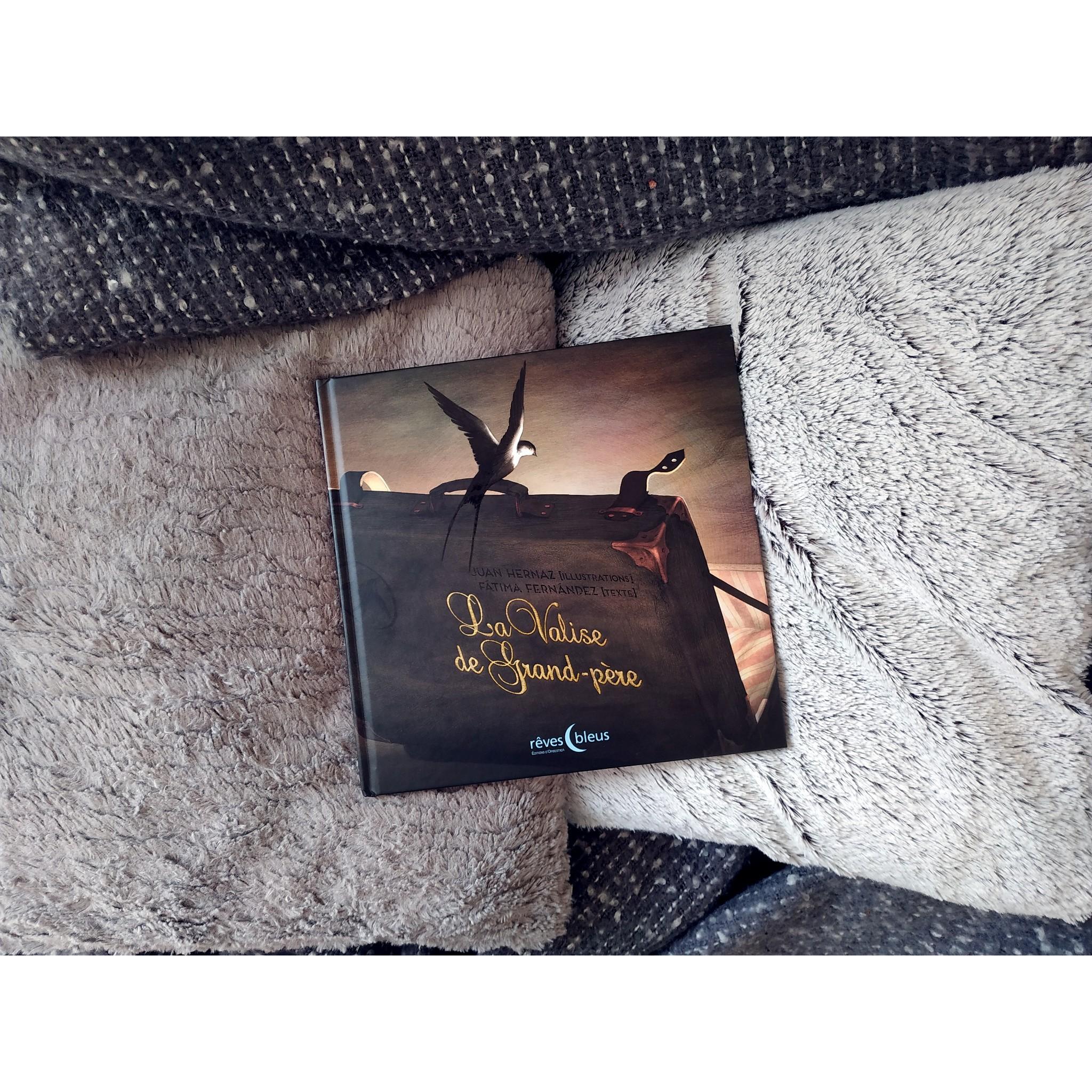 Chronique de l'album  La valise de grand-père