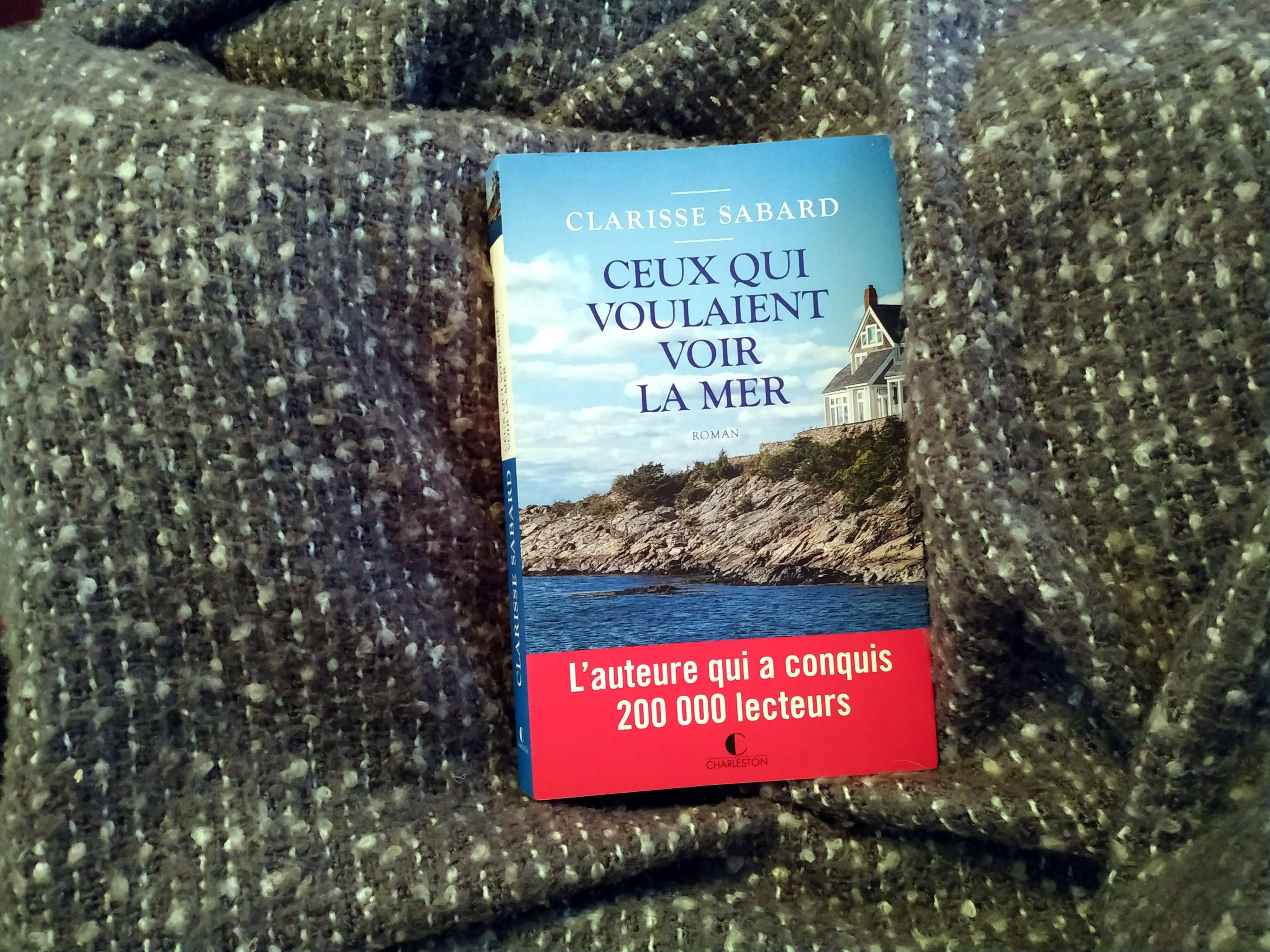 Chronique du roman Ceux qui voulaient voir la mer