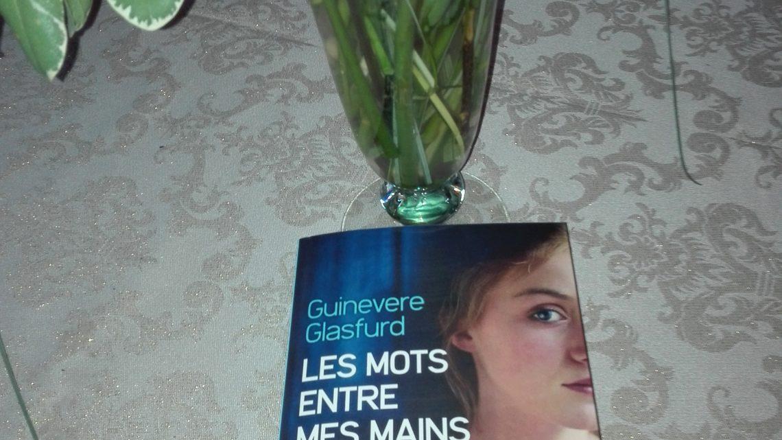 Chronique du roman : LES MOTS ENTRE MES MAINS