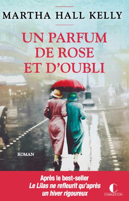 Chronique du roman Un parfum de rose et d'oubli