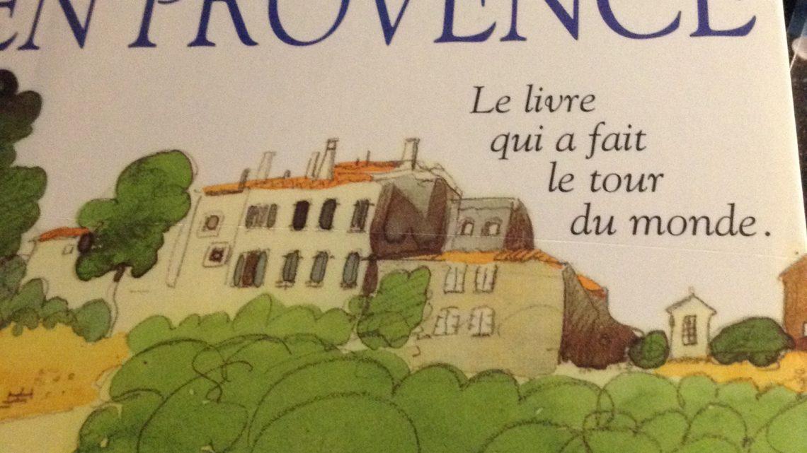 Chronique du livre : Une année en Provence